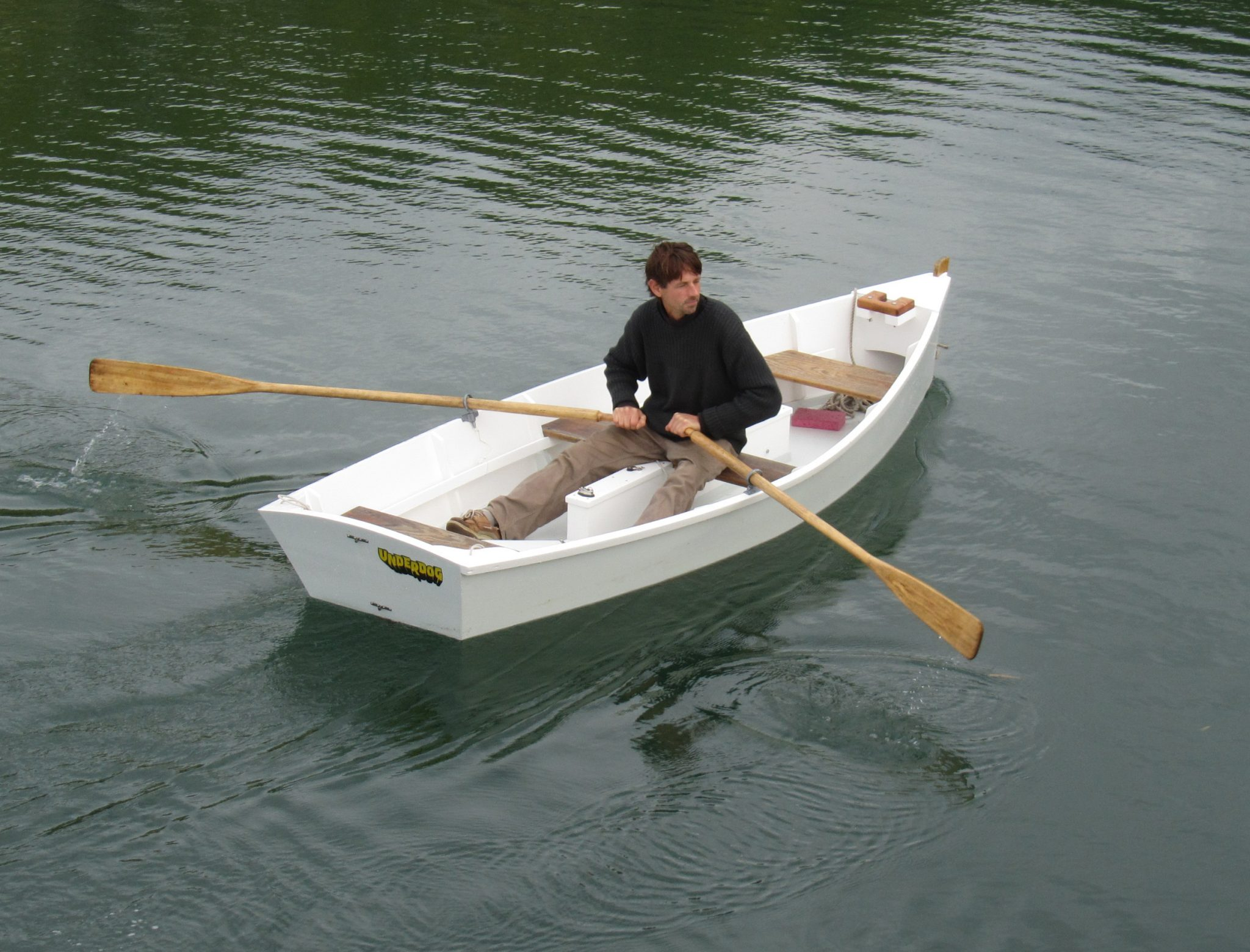Bevin's Skiff (Fonte: Small Boats Monthly)