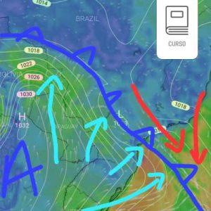 Curso Meteorologia Microlimas - Navegação Veleiro - Ilha-Bela