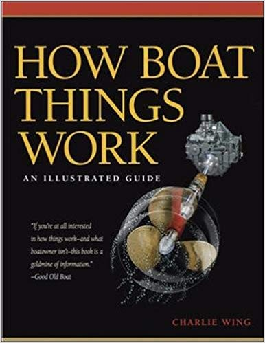 How Boat Things Work - Livro Yacht Design