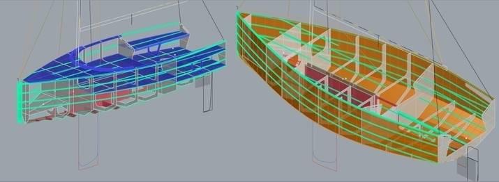 estrutura projeto camp cruiser dora