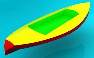 Kayak Parati 7´ sit-on-top