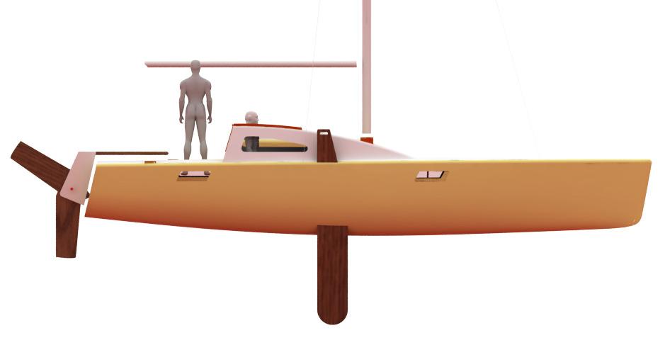 Catamaran Palmas 26´