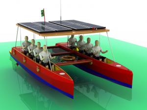 Taxi Solar Paraty