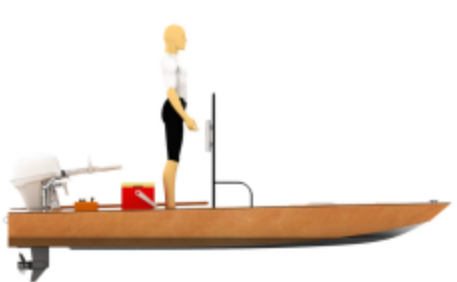 Skiff de Pesca
